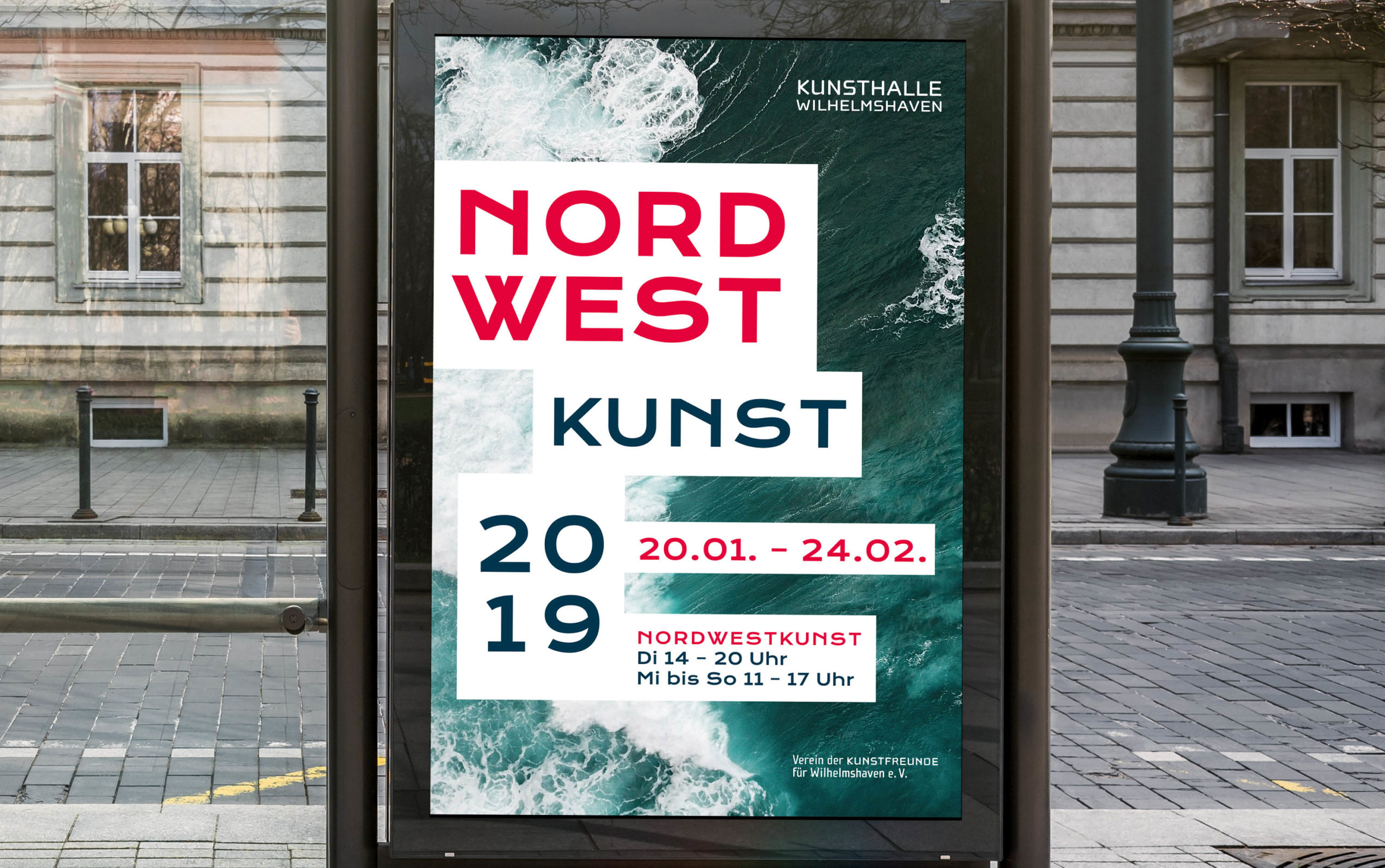 Kunsthalle-Wilhelmshaven_nordwestkunst_poster